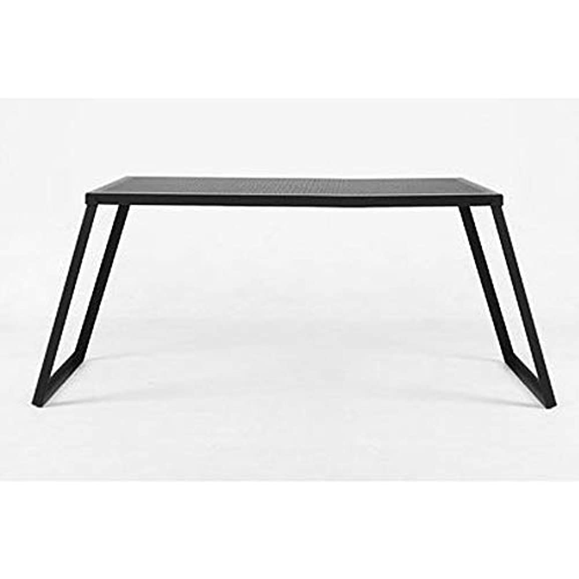 デザイナーチャンス音節オーヴィル(auvil) ブラックガーデンワイドテーブル