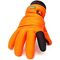 HW@ST- 新しいグローブ、スキーウォームプルーフ防風カモフラージュ反射肥厚秋冬スペシャル手袋(ワンサイズ)