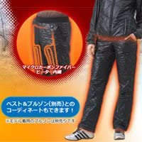 ぬくさに首ったけヒーター内蔵あったかパンツ「直暖パン」SHP-01 (M)