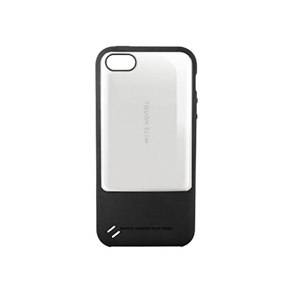 エレコム iPhone SE ケース 衝撃吸収 ...の商品画像