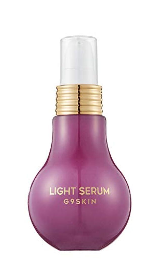 トーンケーブル変位[G9SKIN/G9スキン] Light Serum Collagen&Panthenol/コラーゲン+パンテノール | 50ml 電球セラム 光セラム SkinGarden/スキンガーデン (コラーゲン&パンテノール)