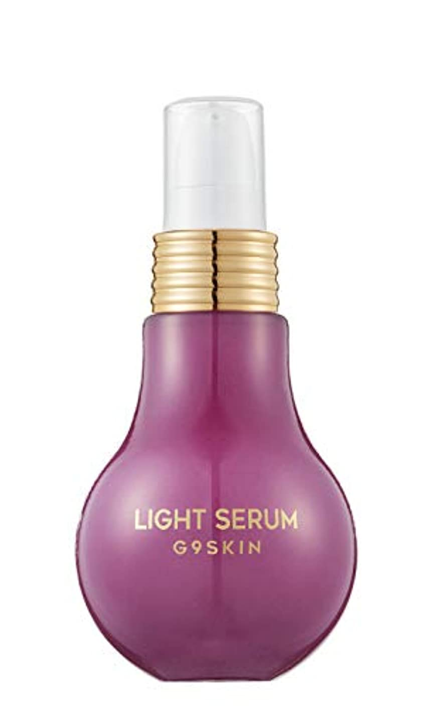 イースター行ディレクトリ[G9SKIN/G9スキン] Light Serum Collagen&Panthenol/コラーゲン+パンテノール | 50ml 電球セラム 光セラム SkinGarden/スキンガーデン (コラーゲン&パンテノール)