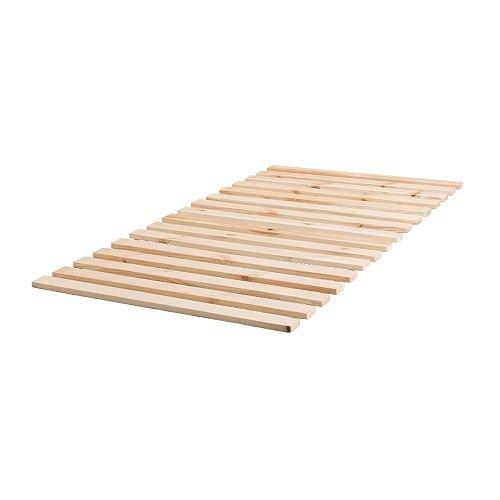 IKEA(イケア) SULTAN LADE 60167695 ベッドベース(すのこ), 無垢材