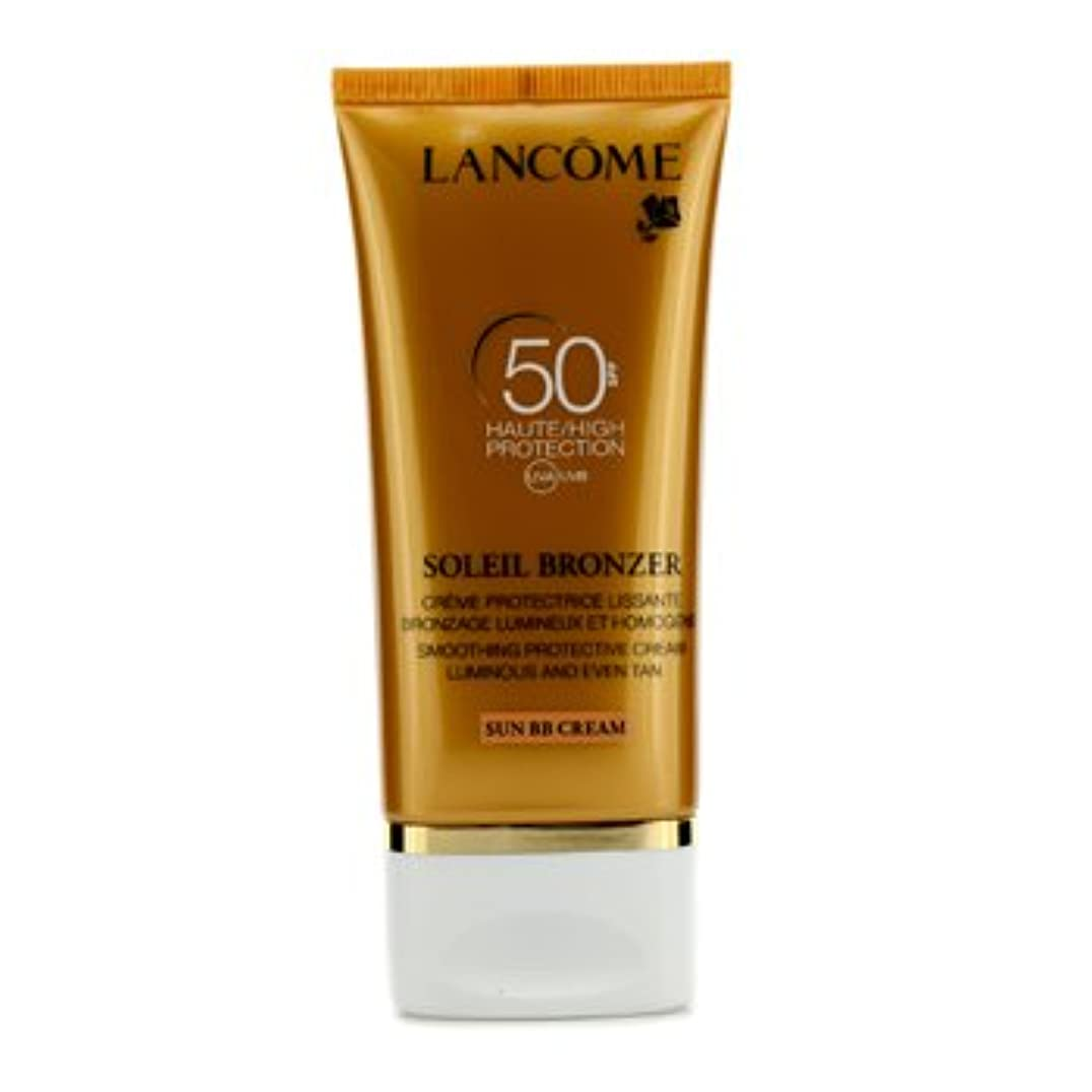 エッセイ絶縁する宮殿[Lancome] Soleil Bronzer Smoothing Protective Cream (Sun BB Cream) SPF50 50ml/1.69oz