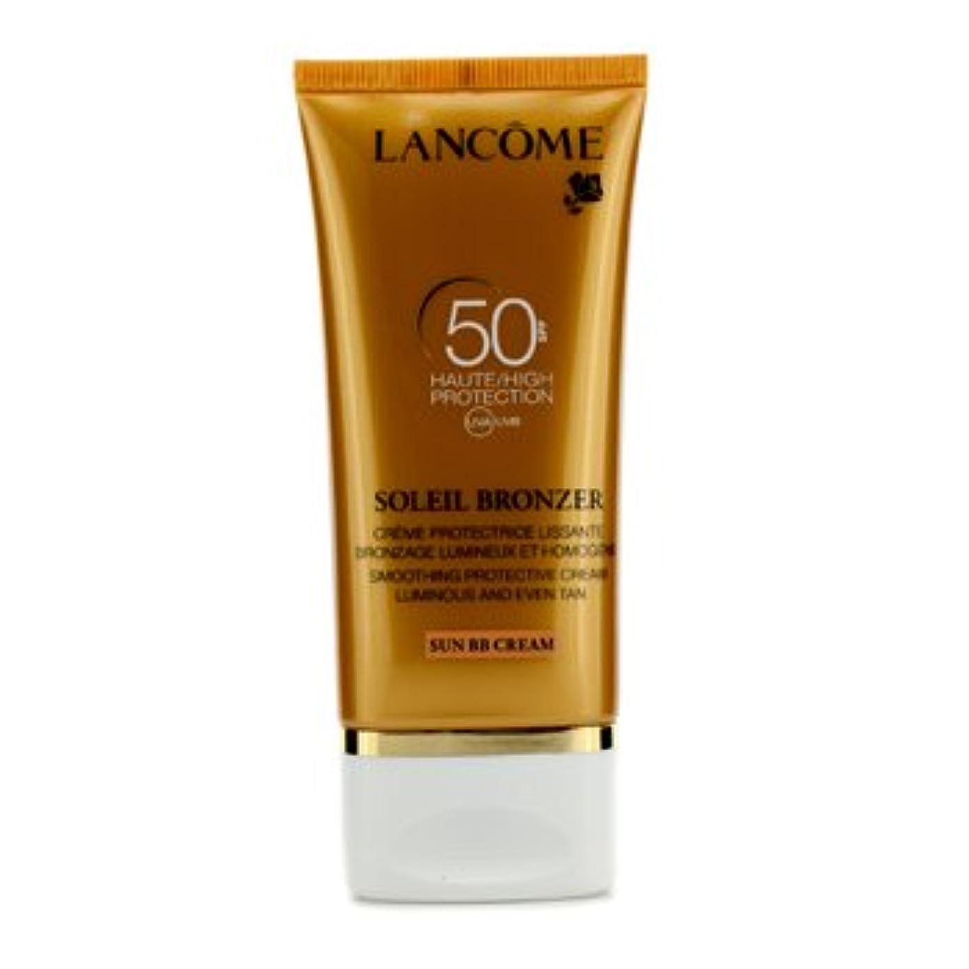 患者章早熟[Lancome] Soleil Bronzer Smoothing Protective Cream (Sun BB Cream) SPF50 50ml/1.69oz