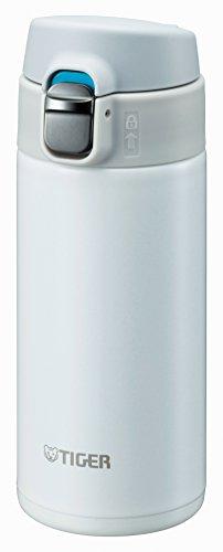 タイガー 水筒 360ml 直飲み ステンレス ミニ ボトル サハラ マグ 軽量 夢重力 スノーホワイト MMJ-A036-WW...