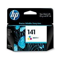 【純正品】 HP インクカートリッジ カラー 型番:CB337HJ(HP141) 単位:1個 ds-1097935