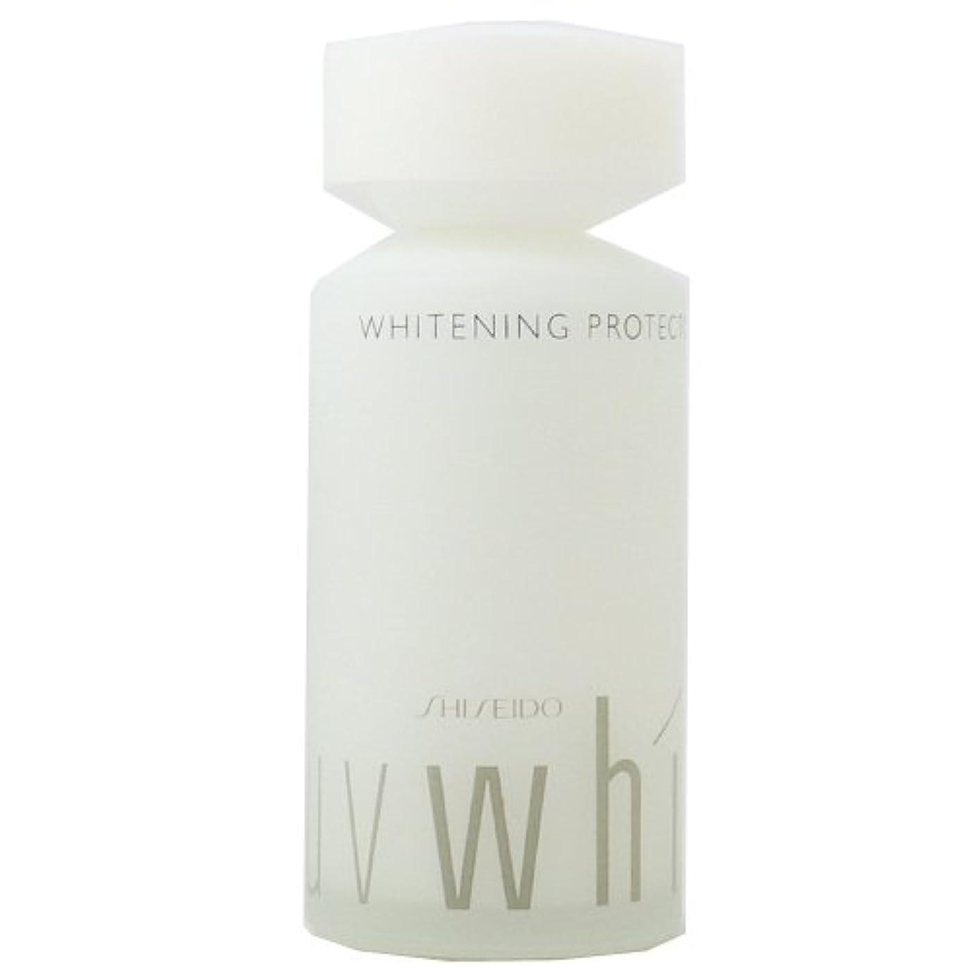 香水降臨ヘッドレス資生堂 UVホワイト ホワイトニング プロテクター SPF15 PA++ 75mL 【並行輸入品】 II (在庫)