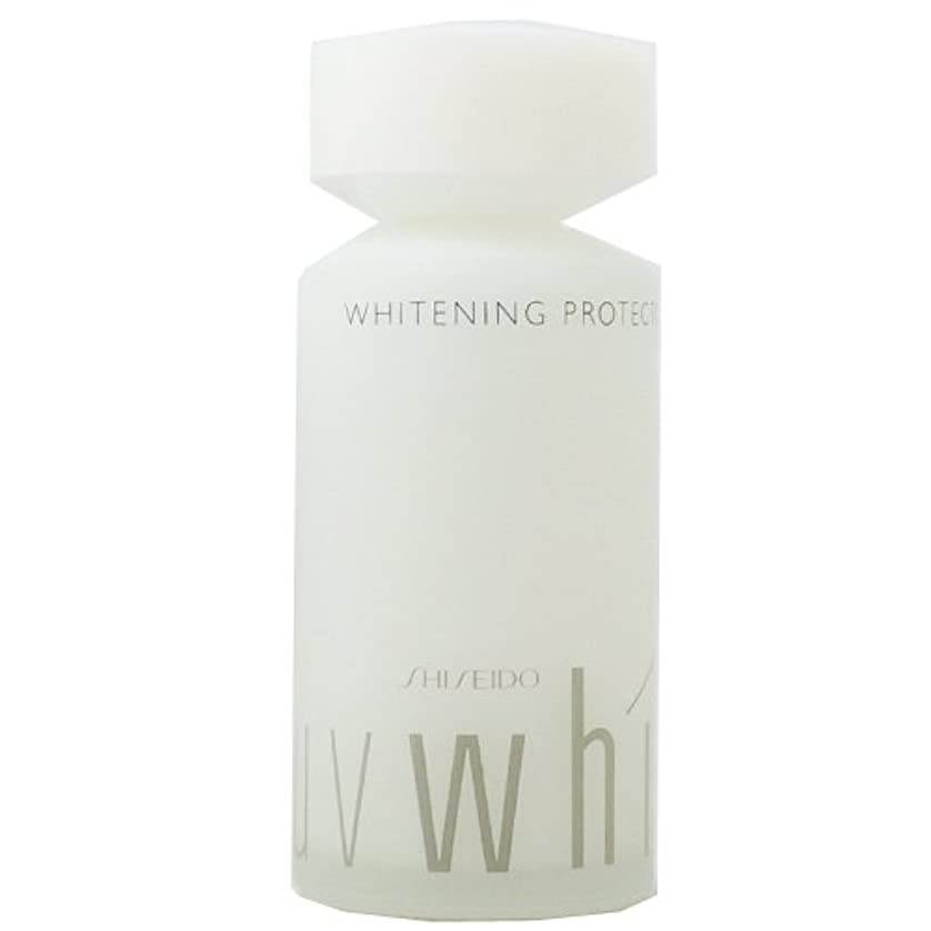 乳製品延期するペースト資生堂 UVホワイト ホワイトニング プロテクター SPF15 PA++ 75mL 【並行輸入品】 II (在庫)