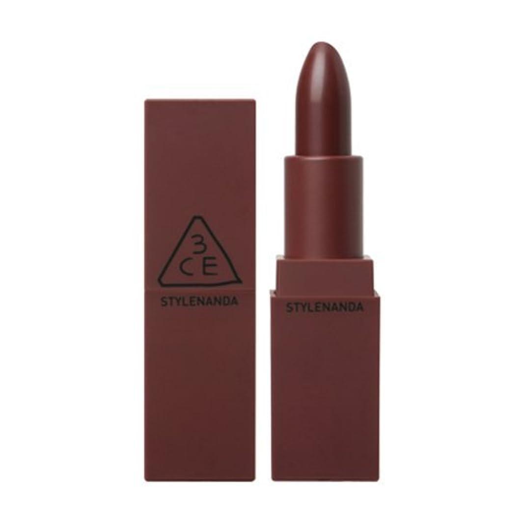 コンプリートヒープ制限STYLE NANDA 3CE MOOD RECIPE マットリップ リップスティック カラー#117 Chicful 3.5g / STYLE NANDA 3CE MOOD RECIPE MATTE LIP Lipstick...