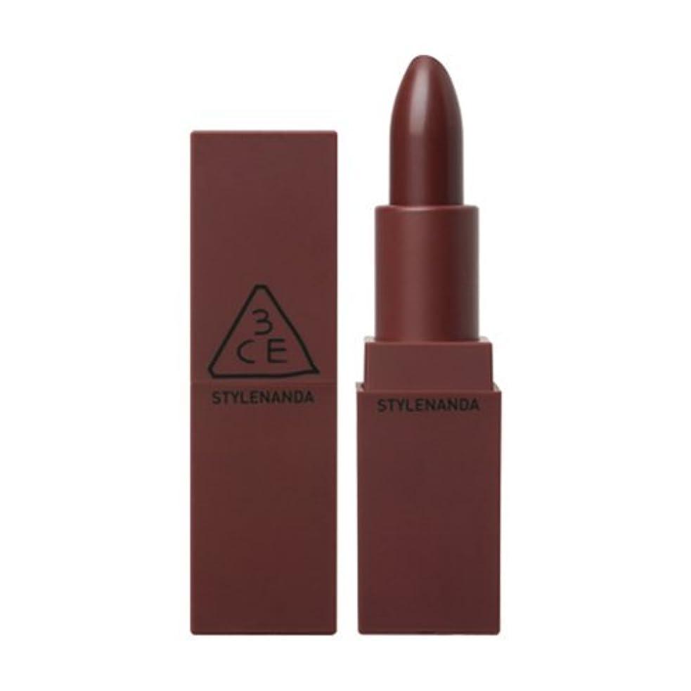 小数近代化するボーナスSTYLE NANDA 3CE MOOD RECIPE マットリップ リップスティック カラー#117 Chicful 3.5g / STYLE NANDA 3CE MOOD RECIPE MATTE LIP Lipstick...