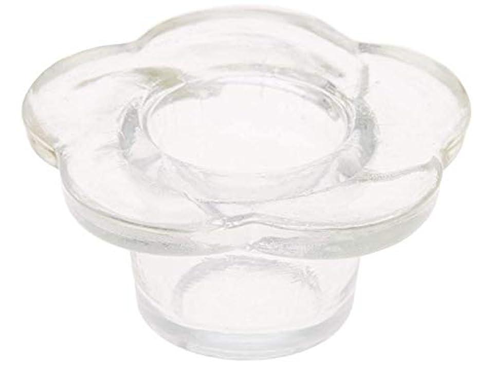 恋人細分化する芽ダッペンディッシュ ADP380 花びら型 ネイル アクリル スカルプチュア アクリルリキッド リムーバー入れ 3Dアート ジェル ブラシ 筆 クリーナー 洗浄 お手入れ