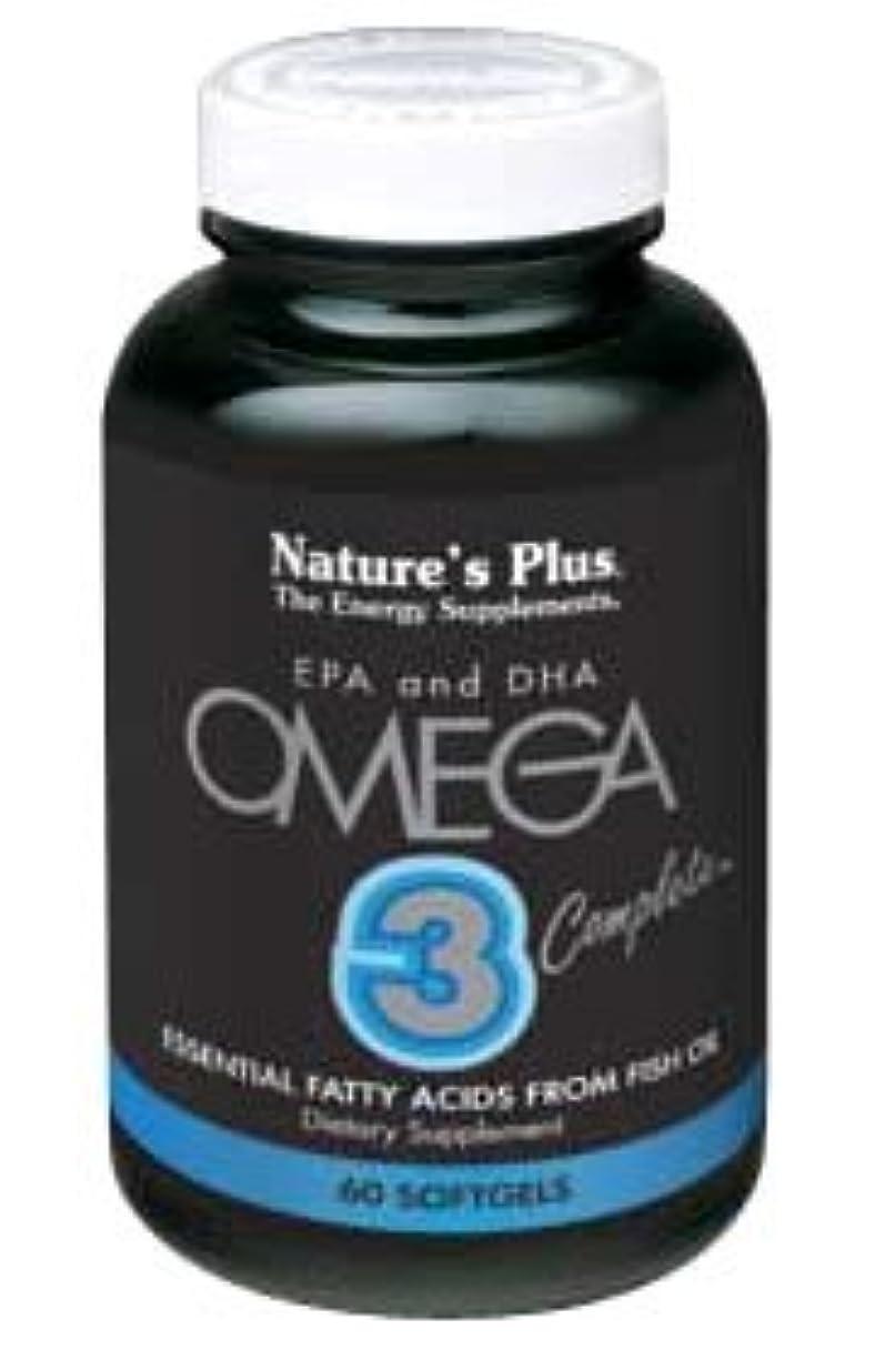 の前で浅い寛大なEPA DHA OMEGA3 Complex オメガ3 【海外直送品】