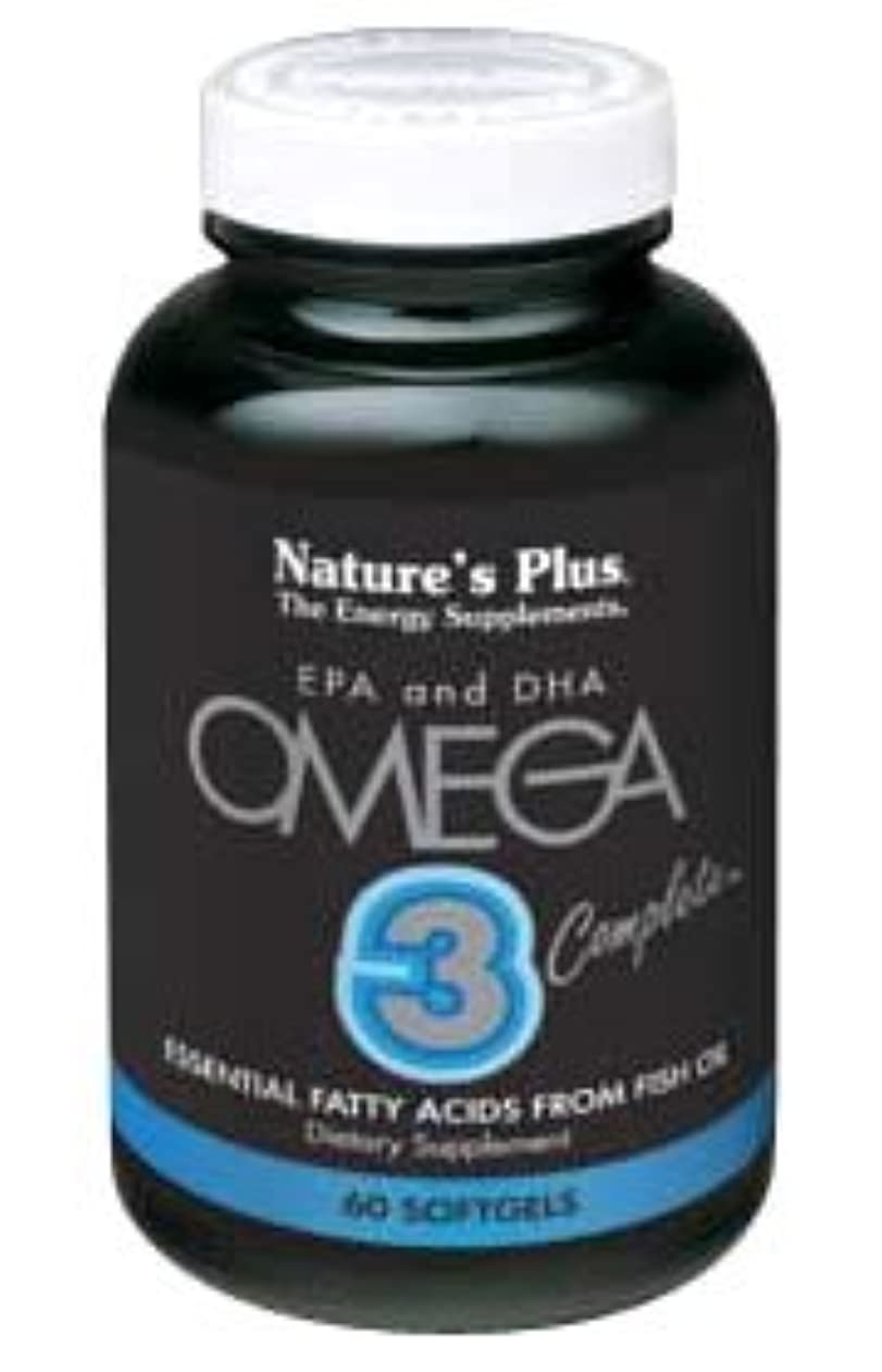 スペル不一致安価なEPA DHA OMEGA3 Complex オメガ3 【海外直送品】
