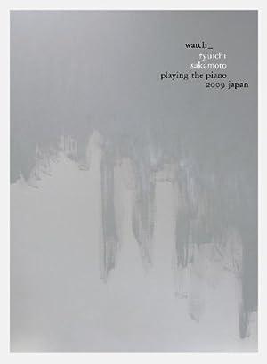 watch-ryuichi sakamoto playing the piano 2009 japan [DVD]