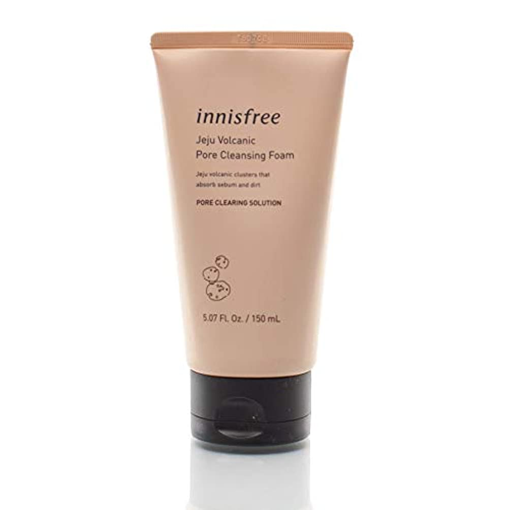 乳剤居間INNISFREE Jeju Volcanic Pore Cleansing Foam (並行輸入品)