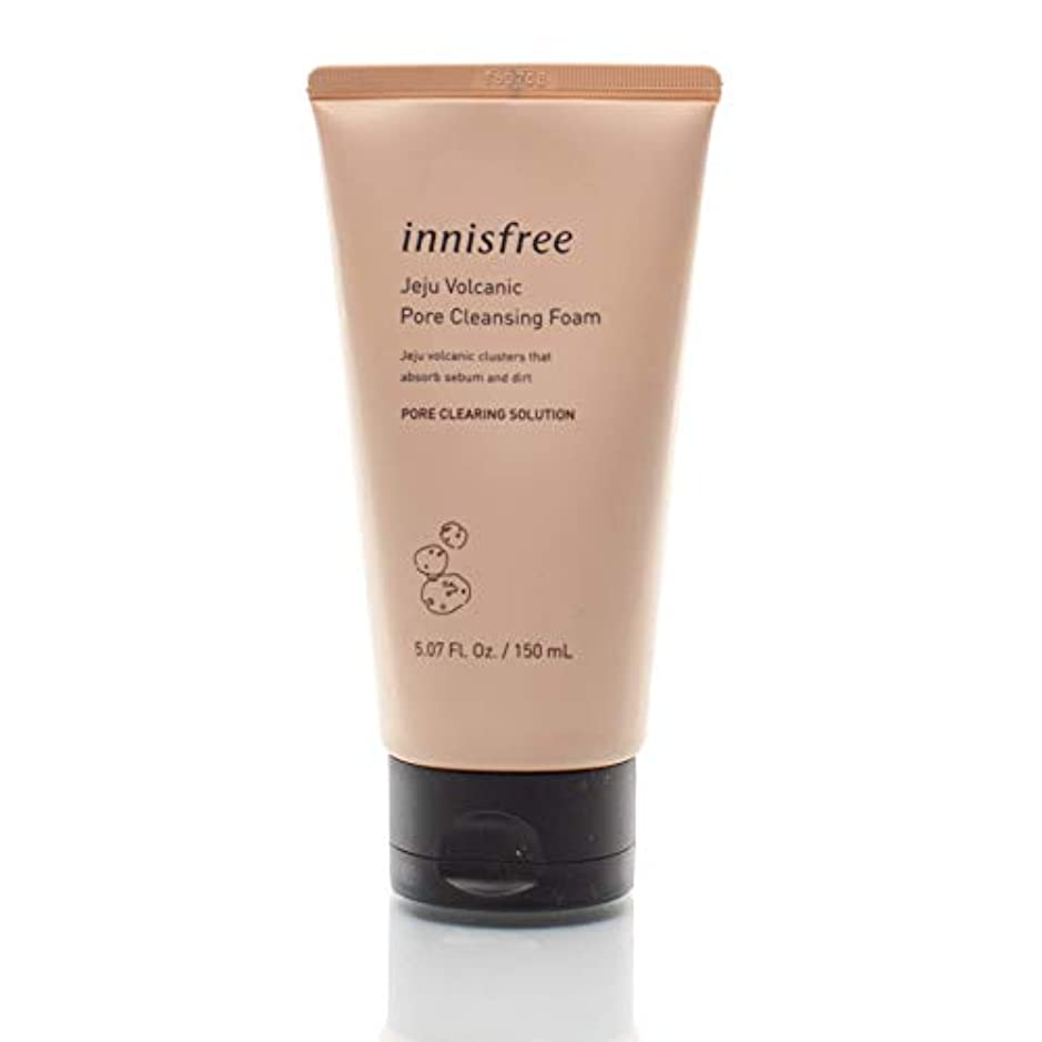 ひばり銛横たわるINNISFREE Jeju Volcanic Pore Cleansing Foam (並行輸入品)
