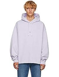 (アクネ ストゥディオズ) Acne Studios メンズ トップス パーカー Purple Stellie Logo Hoodie [並行輸入品]
