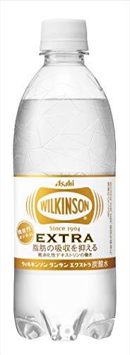 アサヒ飲料 ウィルキンソン タンサン エクストラ 490ml×24本 [機能性表示食品]