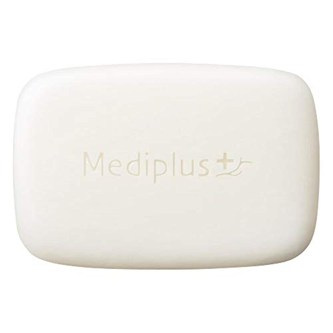 凝縮するお互い是正mediplus メディプラス オイルクリームソープ 60g(約2か月分)