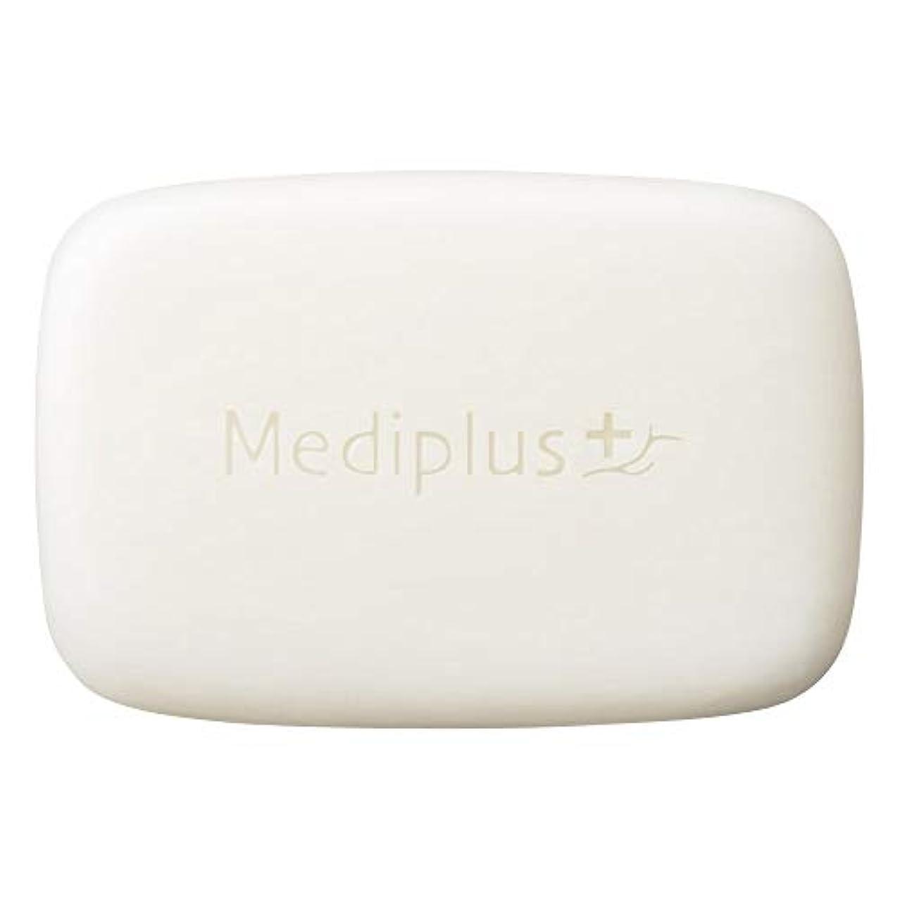 不利行方不明アマチュアmediplus メディプラス オイルクリームソープ 60g(約2か月分)