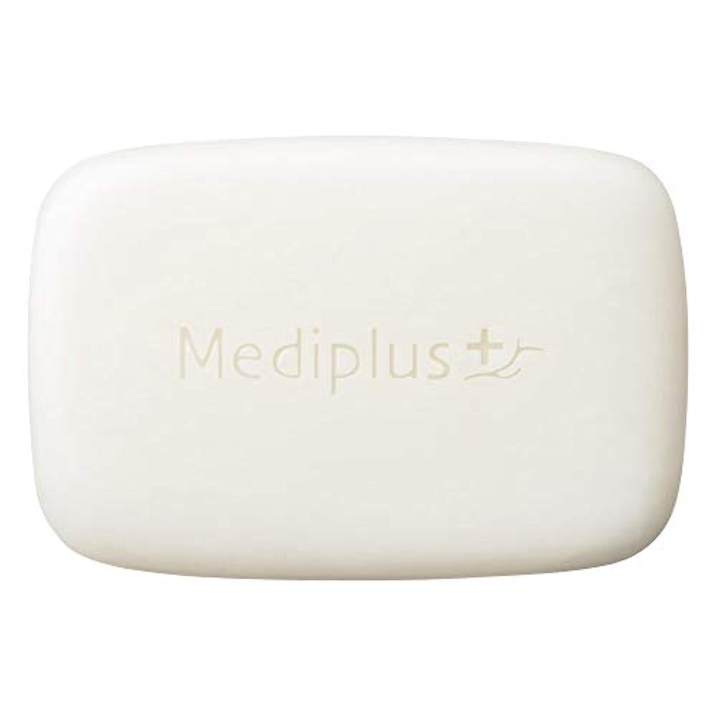観点コンパニオンデッキmediplus メディプラス オイルクリームソープ 60g(約2か月分)