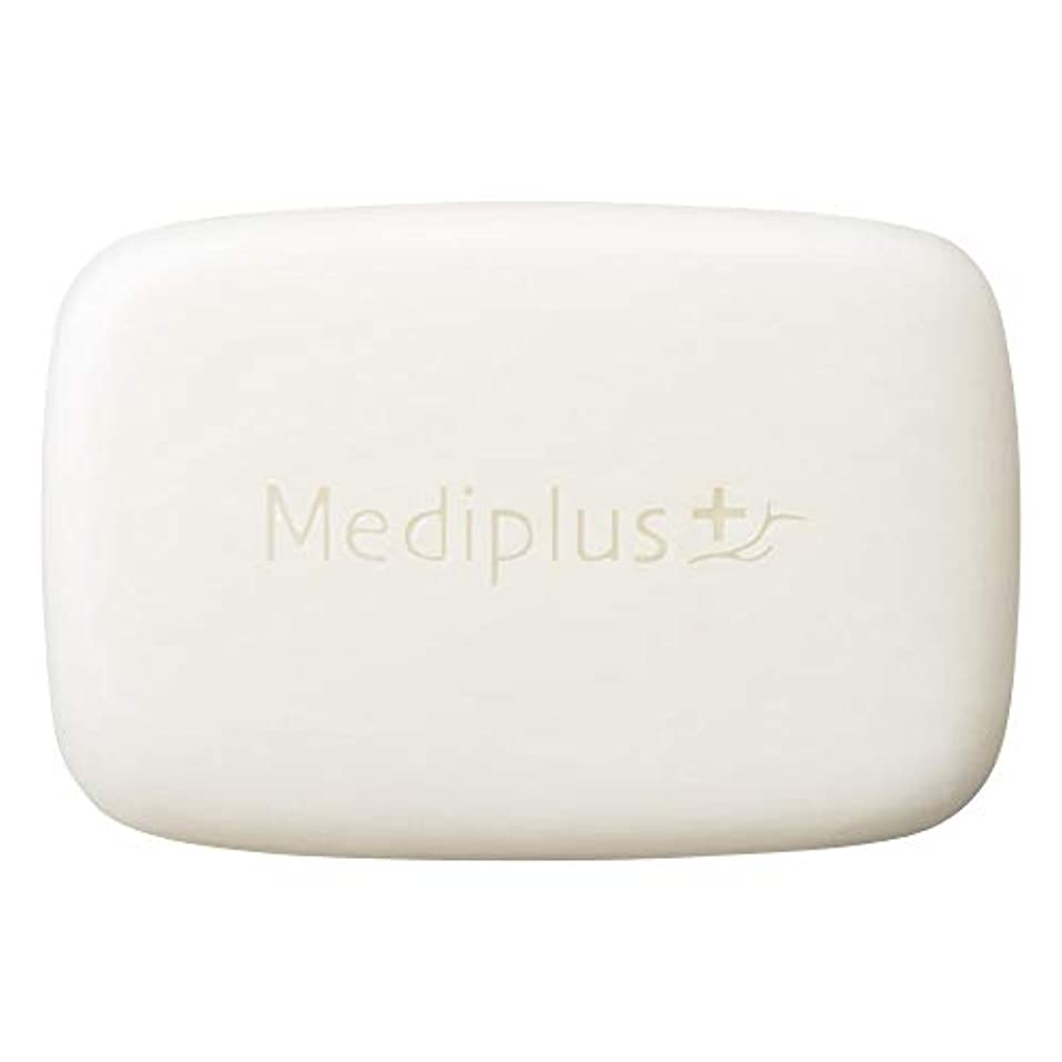 見かけ上取る涙mediplus メディプラス オイルクリームソープ 60g(約2か月分)