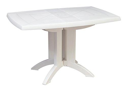 タカショー ベガ テーブル 118x77 ホワイト