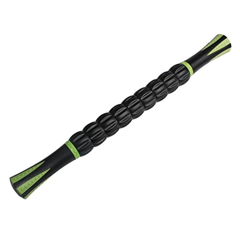 ポーン支店敬Andux 人気が高い筋マッサージローラー ツボのマッサージスティック  マットの色 JRAMB-01