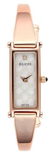 [グッチ]GUCCI 腕時計 1500 ダイヤモンド YA01...