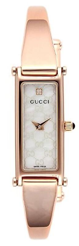 [구찌]GUCCI 손목시계 1500 다이아몬드 YA015560 레이디스 【병행수입품】