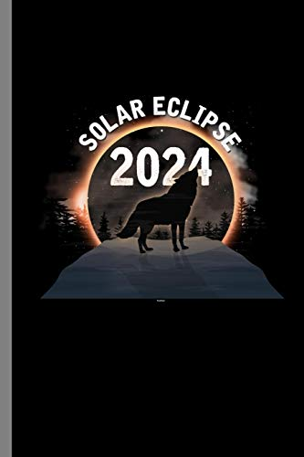 Solar Eclipse 2024: Solar Eclipse Moon Phase Eclipse Solar Annularity Moon Lovers Galaxy Planets Gift (6