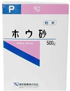 ホウ砂(粉末) P 500g