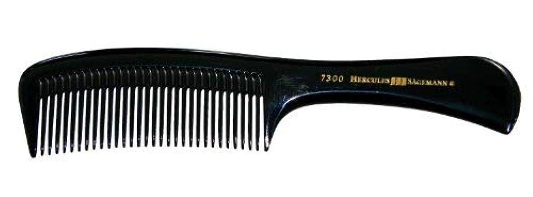 予約名声対Hercules S?gemann Light and Handy Handle Comb 8 1/2