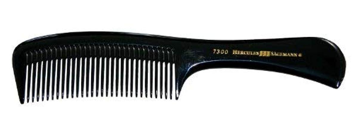 おかしい貪欲ペンHercules S?gemann Light and Handy Handle Comb 8 1/2