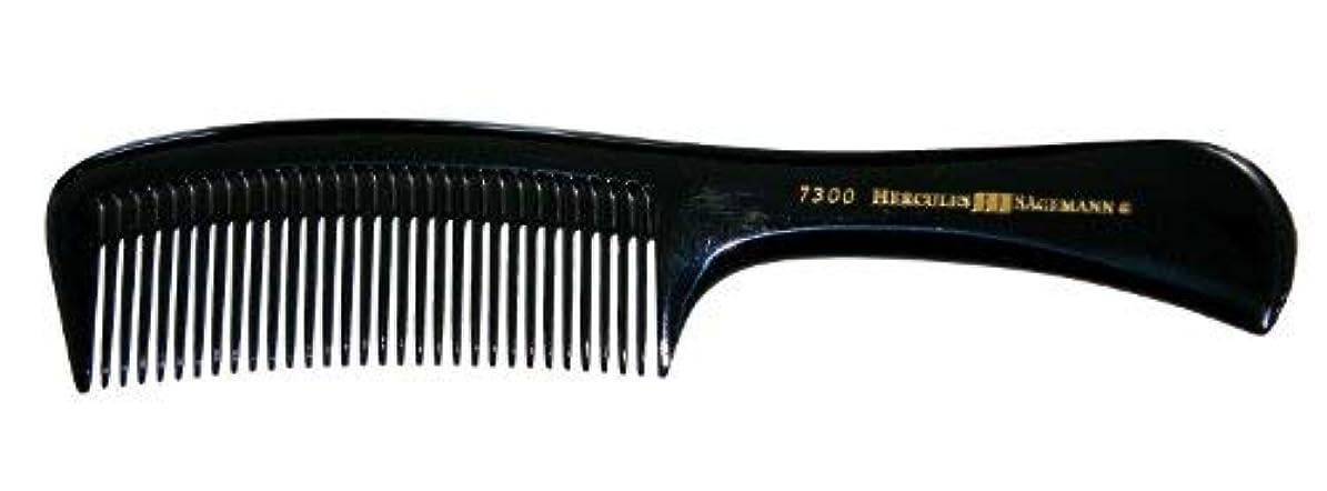 リング理由アートHercules S?gemann Light and Handy Handle Comb 8 1/2