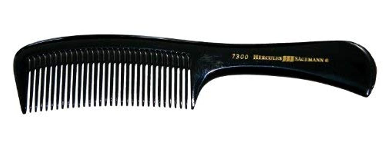 習熟度ノミネートユニークなHercules S?gemann Light and Handy Handle Comb 8 1/2