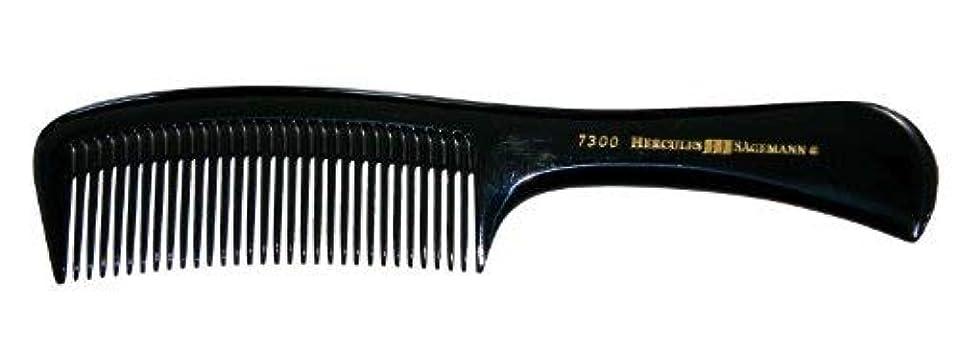 エキスパートスライムステーキHercules S?gemann Light and Handy Handle Comb 8 1/2