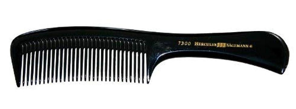 車蓄積する電気技師Hercules S?gemann Light and Handy Handle Comb 8 1/2