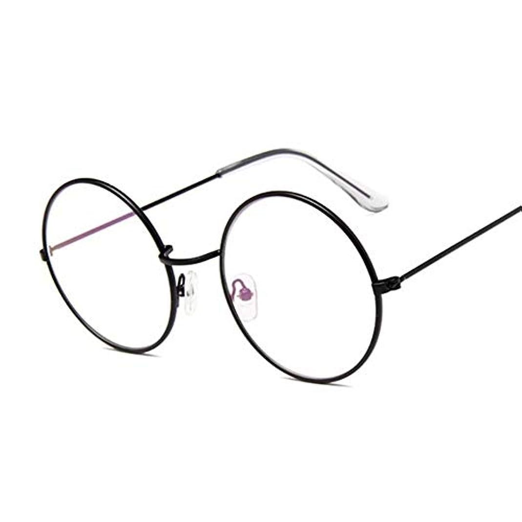 豊かな習慣ずっと女性合金ミラー女性用レトロラウンドピンクのサングラスの女性のブランドのデザイナーサングラス Sunglasses