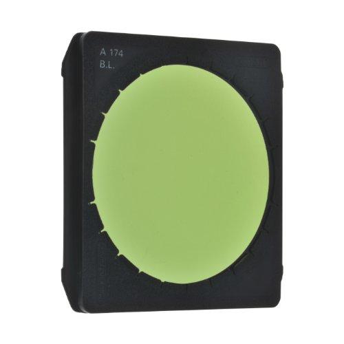 Cokin 角型レンズフィルター A174 バリカラーブルー/ライム 67×69mmフレーム付 色彩効果用 448368