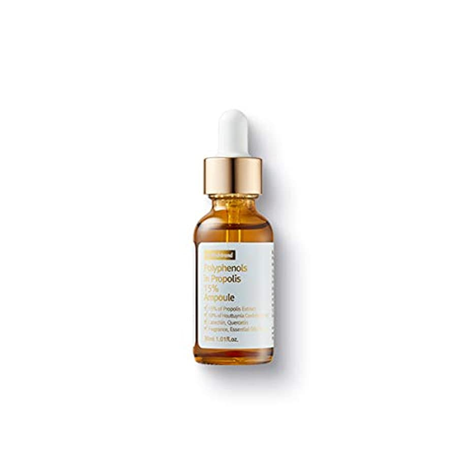 BY WISHTREND(バイウィッシュトレンド) ポリペノールインプロポリス15%アンプル(30ml), Polyphenol In Proplis 15% Ampoule [並行輸入品]
