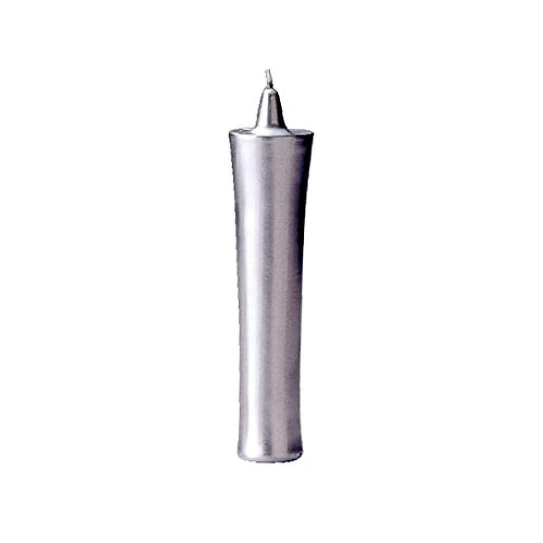 議会リース貫通するカメヤマ 和ロー型(C)銀 22cm (1セット)