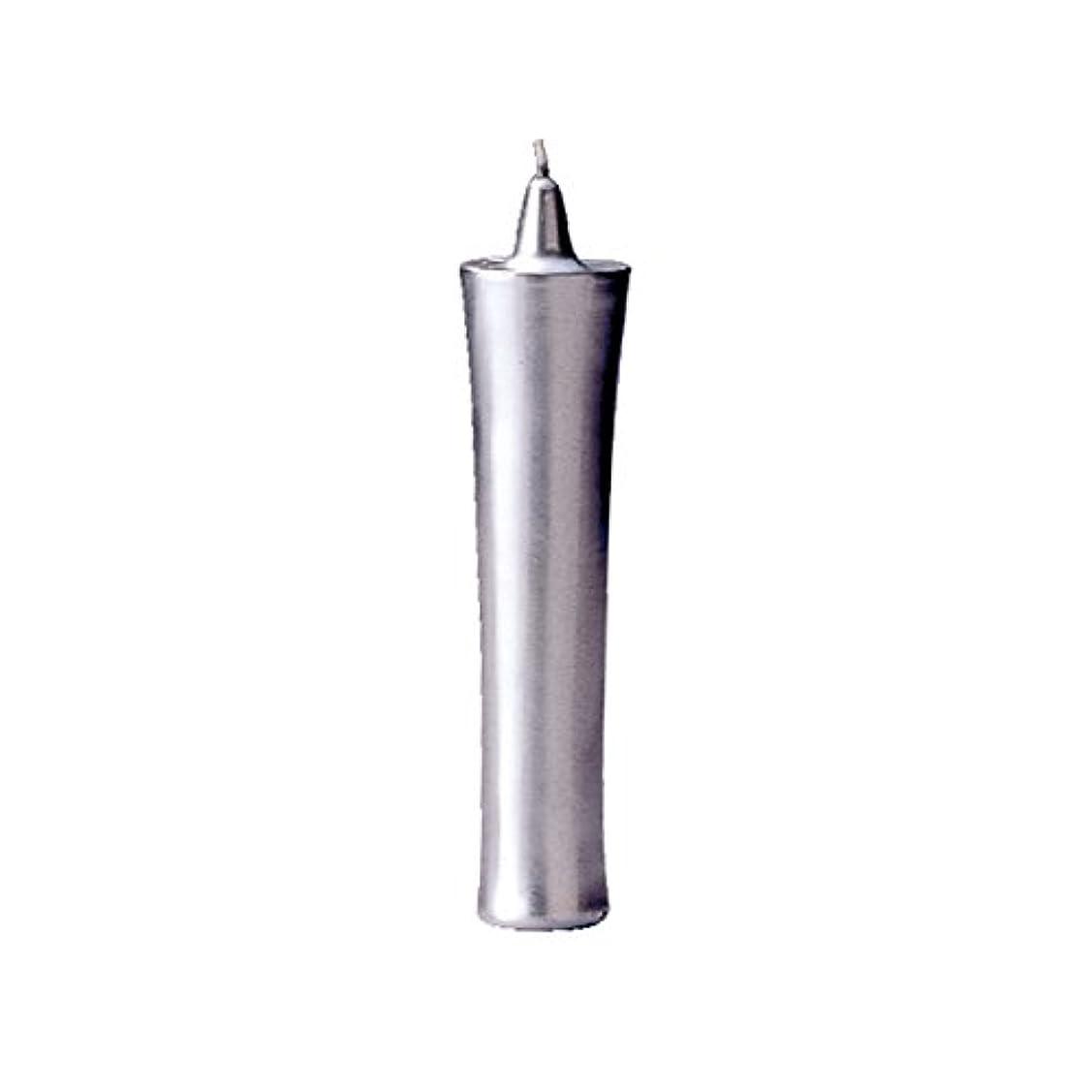抜け目のない案件生態学カメヤマ 和ロー型(C)銀 22cm (1セット)