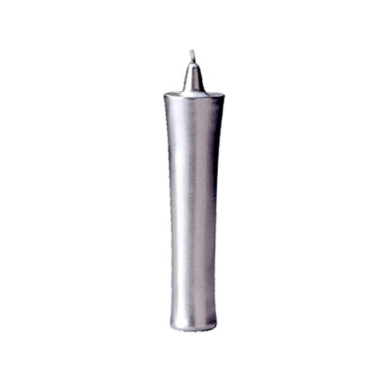 カメヤマ 和ロー型(C)銀 22cm (1セット)