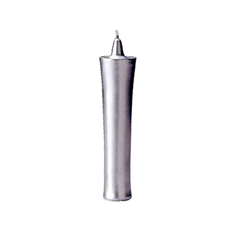気候の山うがい薬免除カメヤマ 和ロー型(C)銀 22cm (1セット)