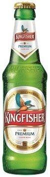 キングフィッシャー プレミアムラガービール(瓶) 330ml×24本.s India インドビール