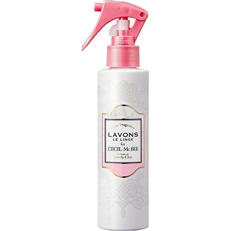 危険なのぞき見現代のラボン for CECIL McBEE ヘアフレグランスミスト ラブリーシックの香り 150ml