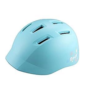 BRIDGESTONE(ブリヂストン) Beak(ビーク) 子供用ヘルメット B371654GE CHB5157 GE 頭囲 51cm~57cm