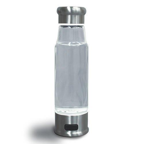 充電式携帯水素水生成器 エイチツープラス h2plus(B-...